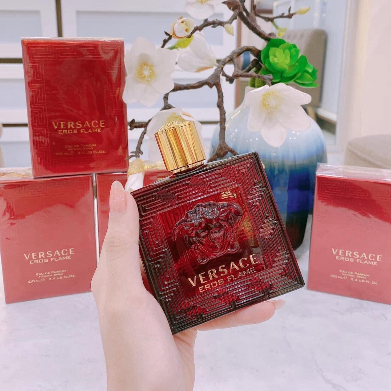 Versace Eros Flame 1