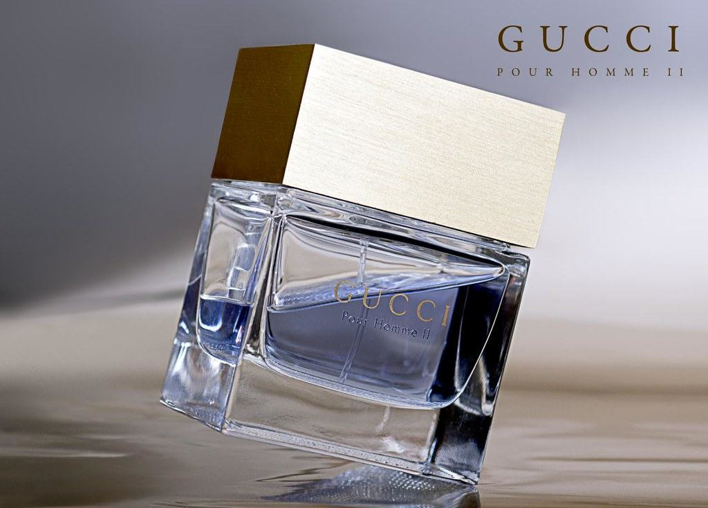 Image result for Gucci Pour Homme II