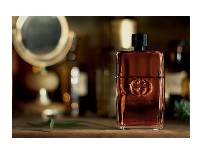 Image result for Gucci Guilty Absolute for men