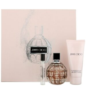 1202594 Jimmy Choo Jimmy Choo Eau De Parfum Spray 100ml Gift Set
