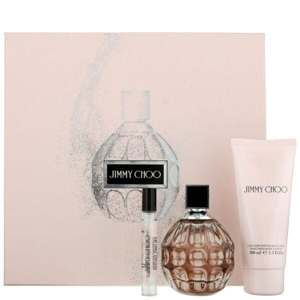 1202594 Jimmy Choo Jimmy Choo Eau De Parfum Spray 100ml Gift Set