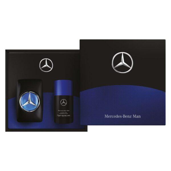 236246 Mercedes Mercedes Benz Man Eau De Toilette Eau De Toilette 100ml Deodorant Stick75g Zoom 1000x1000
