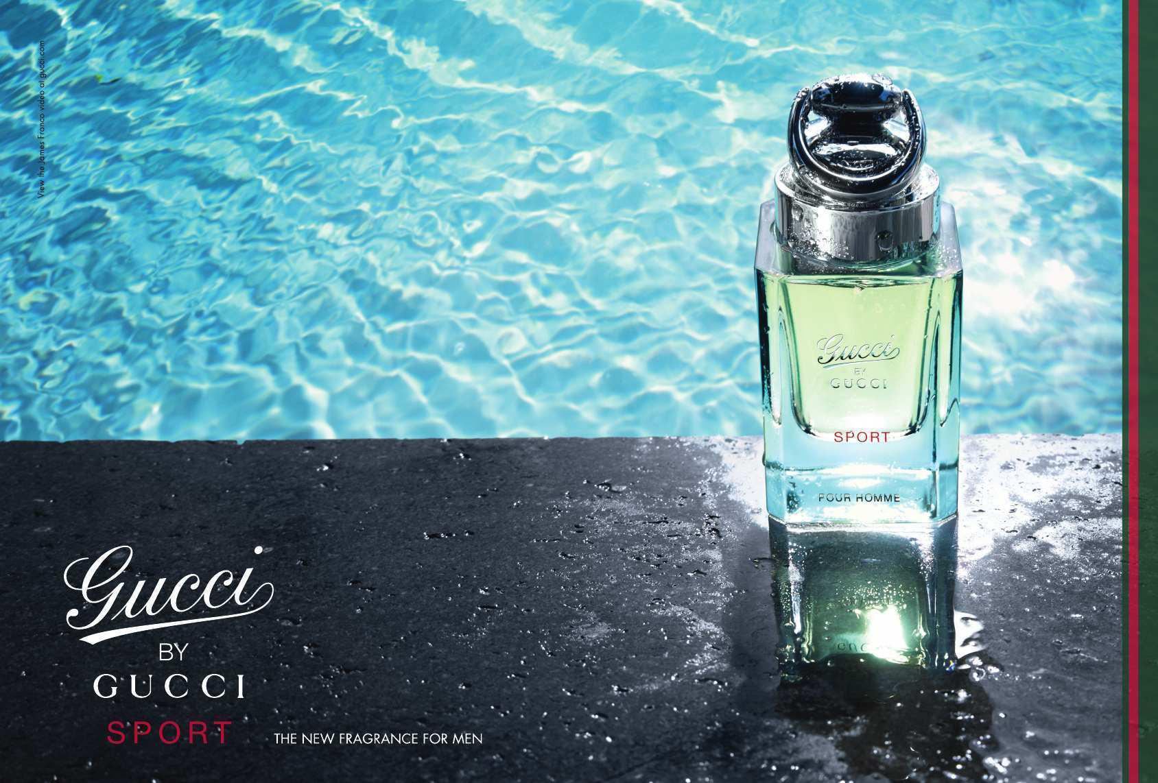 Gucci- Gucci by Gucci Sport Pour Homme